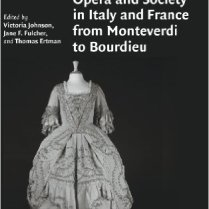Opera from Monteverdi to Bourdieu